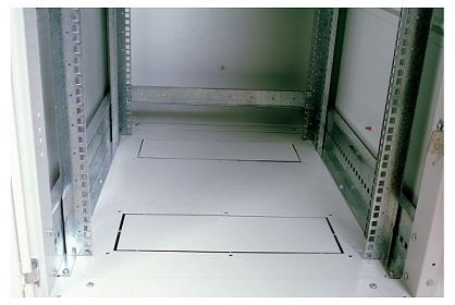 Шкаф ЦМО напольный 27U 600x600 (ШТК-М-27.6.6-1ААА)