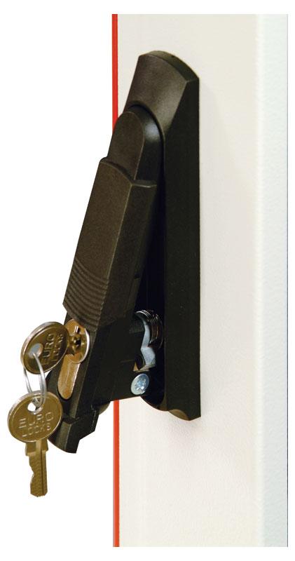 Шкаф ЦМО напольный 47U 800х1000 (ШТК-М-47.8.10-1ААА)