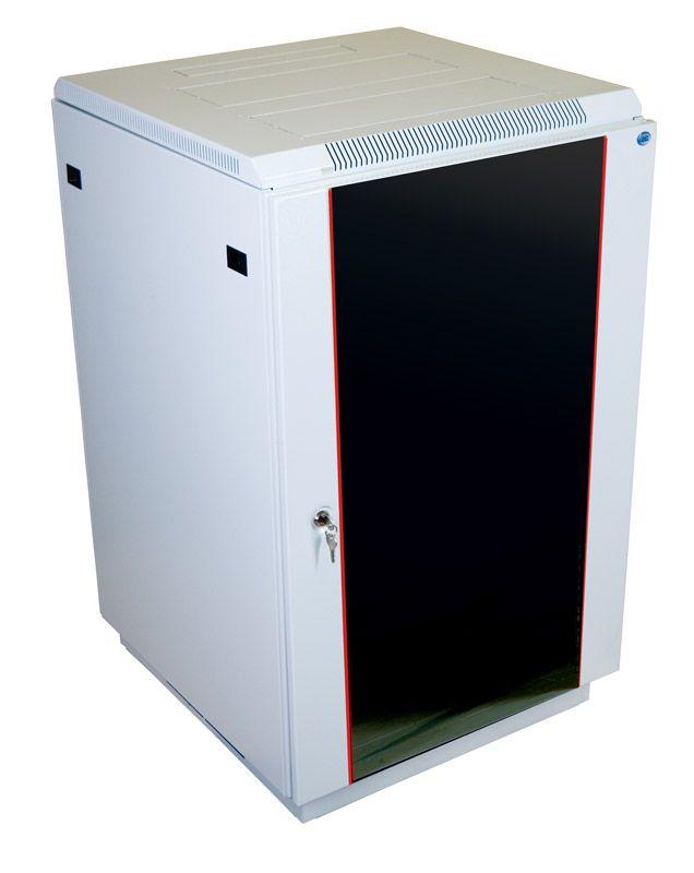 Шкаф ЦМО напольный 18U 600x600 (ШТК-М-18.6.6-1ААА)