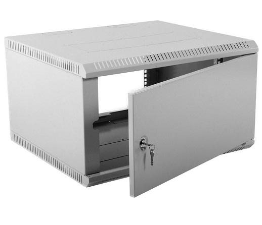 Шкаф ЦМО настенный 6U 600х520 (ШРН-Э-6.500)