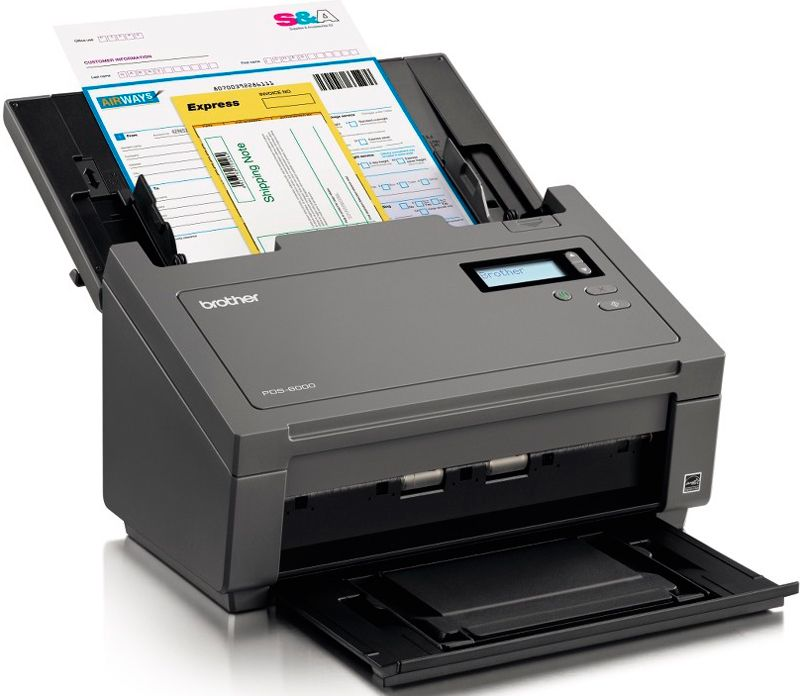 Сканер Brother PDS-5000 (PDS5000Z1)