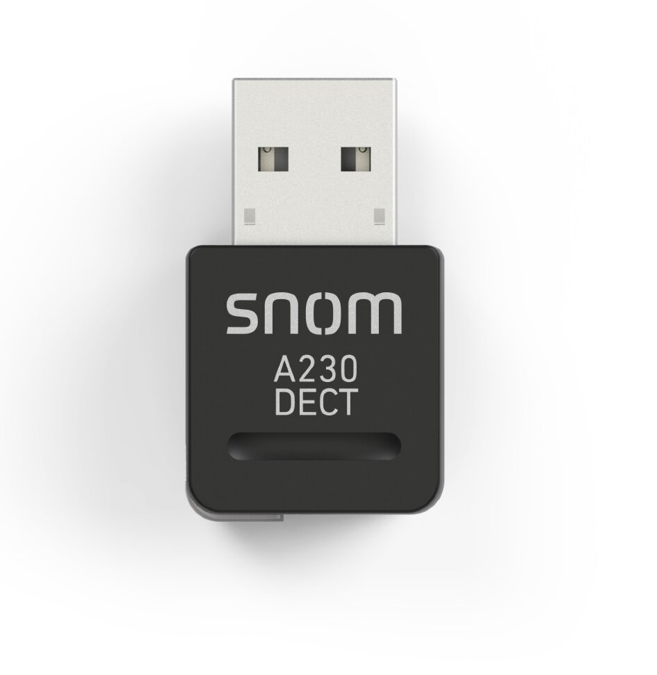 SNOM A230 DECT USB-адаптер (A230 DECT DONGLE)