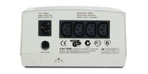 Стабилизатор APC Line-R 1200VA (LE1200I)