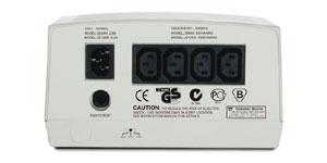 Стабилизатор APC Line-R 600VA (LE600I)