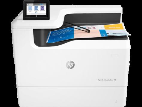 Струйный принтер HP PageWide Enterprise Color 765dn (J7Z04A)