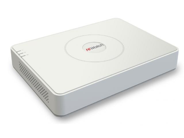 Видеорегистратор гибридный HiWatch 16 каналов (DS-H116G)
