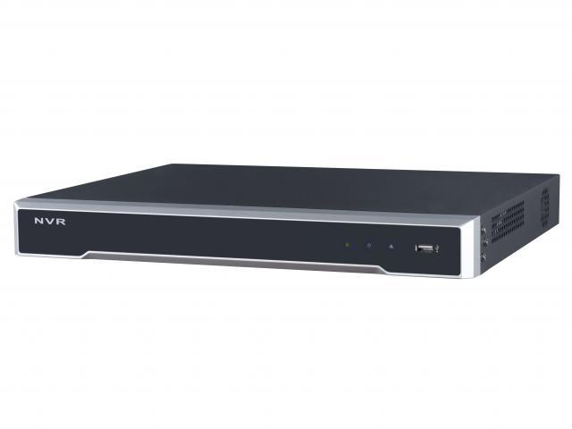 Видеорегистратор сетевой Hikvision 8 каналов (DS-7608NI-K2)