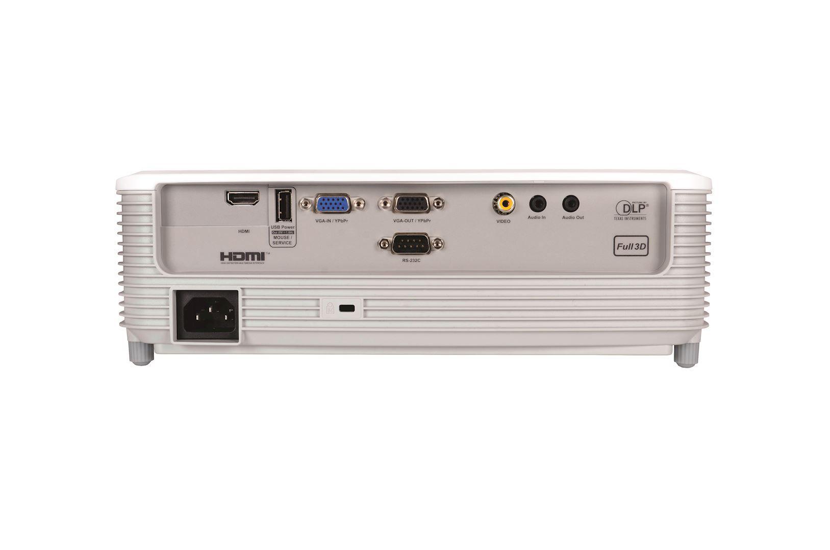 Проектор Optoma X345 (95.74F01GC0E)