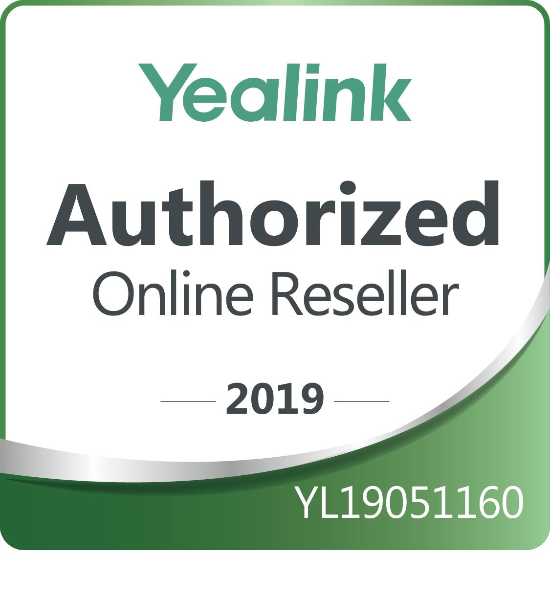 Официальный онлайн-ресселер Yealink в России
